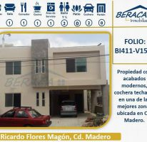 Foto de casa en venta en Ricardo Flores Magón, Ciudad Madero, Tamaulipas, 4495008,  no 01