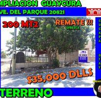 Foto de terreno habitacional en venta en Ampliación Guaycura, Tijuana, Baja California, 1034239,  no 01
