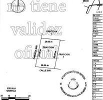 Foto de terreno habitacional en venta en Dzitya, Mérida, Yucatán, 4264626,  no 01
