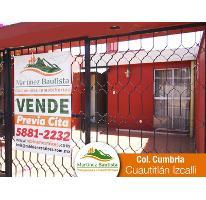 Foto de casa en venta en  0, cumbria, cuautitlán izcalli, méxico, 2949960 No. 01