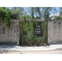 Foto de terreno habitacional en venta en  , ejidal, solidaridad, quintana roo, 1275283 No. 01