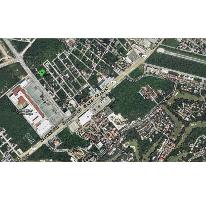 Foto de terreno habitacional en venta en, ejidal, solidaridad, quintana roo, 1386821 no 01