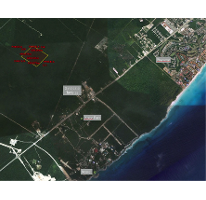 Foto de terreno habitacional en venta en  , ejidal, solidaridad, quintana roo, 2323021 No. 01