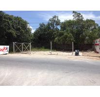 Foto de terreno comercial en venta en  , ejidal, solidaridad, quintana roo, 2603624 No. 01