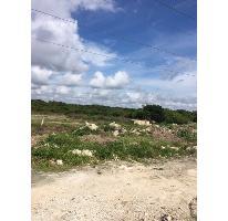 Foto de terreno habitacional en venta en  , ejidal, solidaridad, quintana roo, 2717468 No. 01
