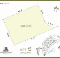 Foto de terreno habitacional en venta en, ejido de chuburna, mérida, yucatán, 2168128 no 01