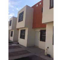 Foto de casa en condominio en venta en, el aguaje, rioverde, san luis potosí, 2060208 no 01