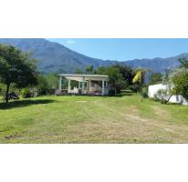 Foto de rancho en venta en  , el barrial, santiago, nuevo león, 1284649 No. 01
