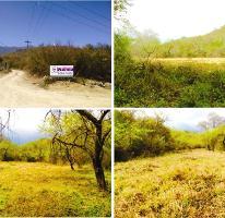 Foto de terreno habitacional en venta en  , el barrial, santiago, nuevo león, 3752787 No. 01