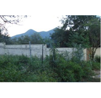 Foto de terreno habitacional en venta en  , el barrial, santiago, nuevo león, 942827 No. 01
