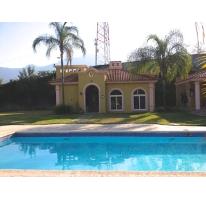 Foto de rancho en venta en  , el barrial, santiago, nuevo león, 949005 No. 01