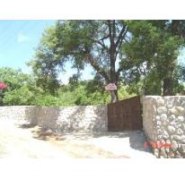 Foto de terreno habitacional en venta en  , el barro, santiago, nuevo león, 2610053 No. 01
