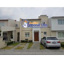 Foto de casa en renta en  , el castaño, metepec, méxico, 2278239 No. 01