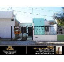 Foto de casa en venta en  , el centenario, villa de álvarez, colima, 2831028 No. 01