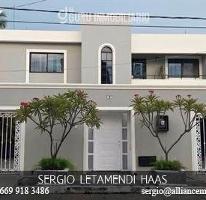 Foto de casa en venta en  , el dorado, mazatlán, sinaloa, 3952900 No. 01