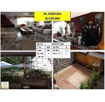 Foto de casa en venta en  , el dorado, tlalnepantla de baz, méxico, 2813354 No. 01