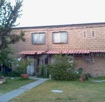 Foto de departamento en venta en avenida los laureles 7, cond. 7, casa 1 , el laurel (el gigante), coacalco de berriozábal, méxico, 2737043 No. 01