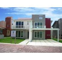 Foto de casa en venta en  , el mesón, calimaya, méxico, 2607881 No. 01