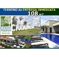 Foto de terreno habitacional en venta en  , el mirador, el marqués, querétaro, 2743620 No. 01