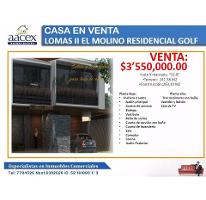 Foto de casa en venta en  , el molino, león, guanajuato, 2757585 No. 01
