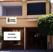 Foto de casa en venta en, el paseo, san luis potosí, san luis potosí, 2238350 no 01