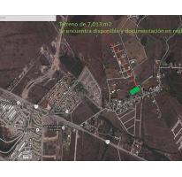 Foto de terreno habitacional en venta en, el progreso, corregidora, querétaro, 1644030 no 01