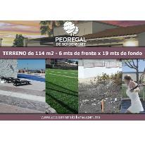 Foto de terreno habitacional en venta en, el pueblito centro, corregidora, querétaro, 2051691 no 01