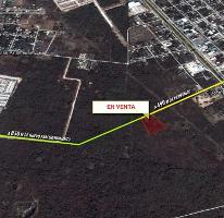 Foto de terreno comercial en venta en  , el roble, mérida, yucatán, 1502797 No. 01