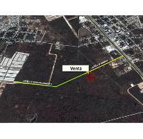 Foto de terreno habitacional en venta en  , el roble, mérida, yucatán, 2669337 No. 01