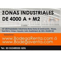 Foto de nave industrial en renta en  , el rosario, guadalajara, jalisco, 1174435 No. 01