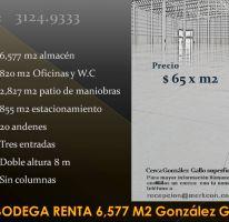 Foto de bodega en renta en, el rosario, guadalajara, jalisco, 1810160 no 01