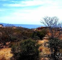 Foto de terreno habitacional en venta en  , el sargento, la paz, baja california sur, 2150282 No. 01