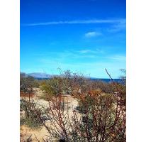 Foto de terreno habitacional en venta en  , el sargento, la paz, baja california sur, 2329281 No. 01