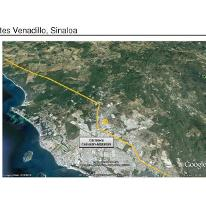 Foto de terreno habitacional en venta en el venadillo 0, el venadillo, mazatlán, sinaloa, 2411484 No. 01