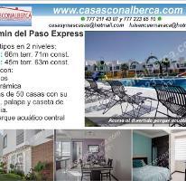 Foto de casa en venta en emiliano zapata 10, centro, emiliano zapata, morelos, 0 No. 01