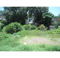 Foto de terreno habitacional en venta en  , emiliano zapata, xalapa, veracruz de ignacio de la llave, 2587373 No. 01