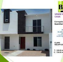 Foto de casa en venta en en corregidora, emiliano zapata, corregidora, querétaro, 2219028 no 01