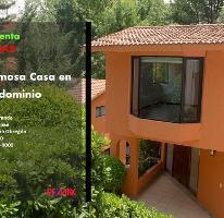 Foto de casa en condominio en venta en encino grande 143, tetelpan, álvaro obregón, distrito federal, 0 No. 01