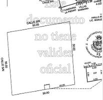 Foto de terreno habitacional en venta en entrada de la gran manzana , dzitya, mérida, yucatán, 4211823 No. 01