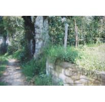 Foto de terreno habitacional en venta en, espinal bajo, coatepec, veracruz, 1893610 no 01