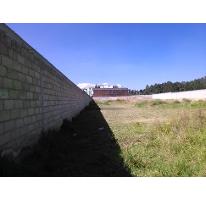 Foto de terreno habitacional en venta en  , espíritu santo, metepec, méxico, 2601019 No. 01