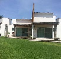 Foto de casa en condominio en venta en estacion vieja 31, oaxtepec centro, yautepec, morelos, 3500148 No. 01