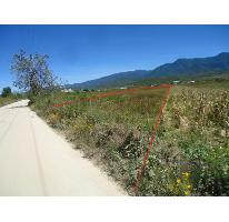 Foto de terreno habitacional en venta en  , ex hacienda catano, magdalena apasco, oaxaca, 2541222 No. 01