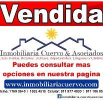 Foto de casa en venta en, ex hacienda el rosario, juárez, nuevo león, 1597782 no 01