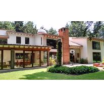 Foto de casa en venta en  , ex-hacienda jajalpa, ocoyoacac, méxico, 2643661 No. 01