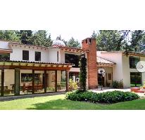 Foto de casa en venta en  , ex-hacienda jajalpa, ocoyoacac, méxico, 2740430 No. 01