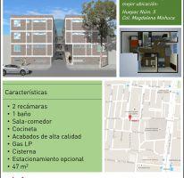 Foto de departamento en venta en Magdalena Mixiuhca, Venustiano Carranza, Distrito Federal, 1960332,  no 01