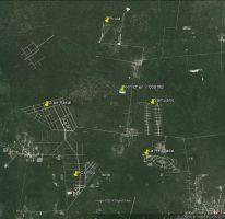 Foto de terreno habitacional en venta en Komchen, Mérida, Yucatán, 2760020,  no 01