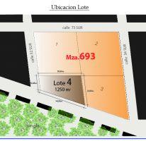Foto de terreno habitacional en venta en Tulum Centro, Tulum, Quintana Roo, 2037341,  no 01