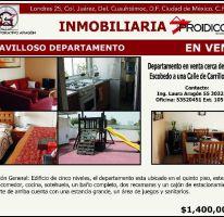 Foto de departamento en venta en Popotla, Miguel Hidalgo, Distrito Federal, 2134947,  no 01